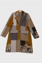 Coat SHELTER Beige