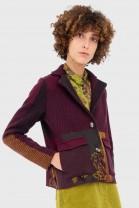 Jacket SHELTER Burgundy
