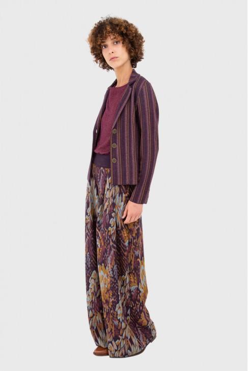 Jacket DANDY burgundy