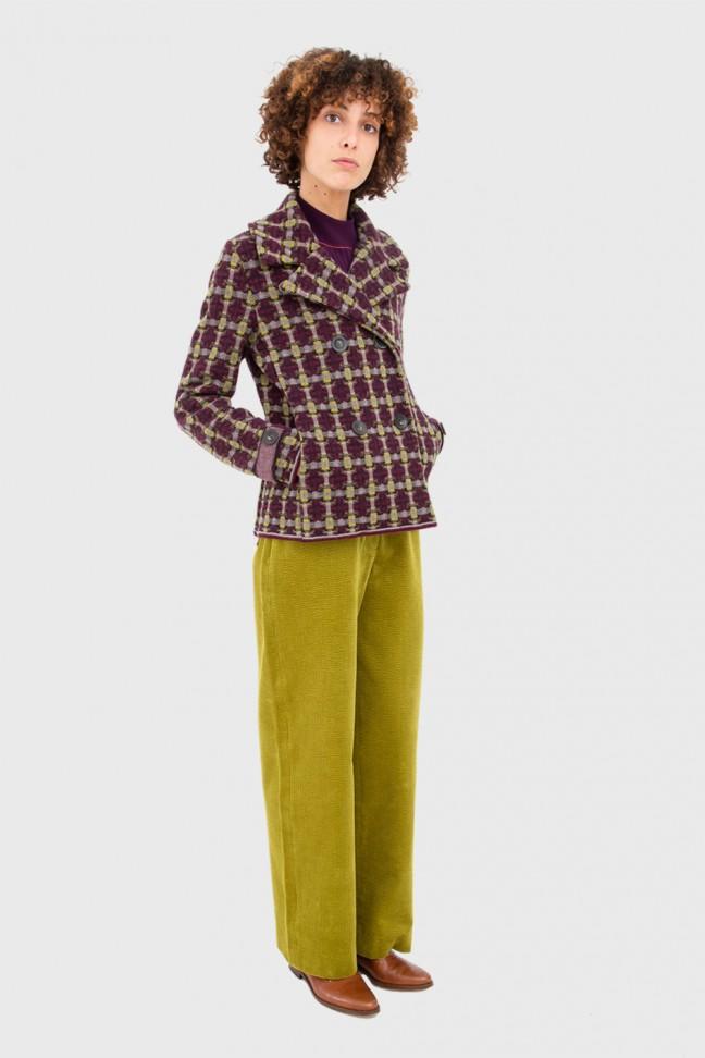 Refeer Jacket ERISKAY burgundy