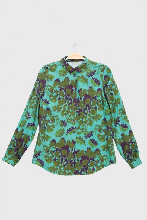 Shirt ANIMA Blue