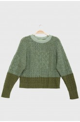 Sweater HEBRIDES Jade