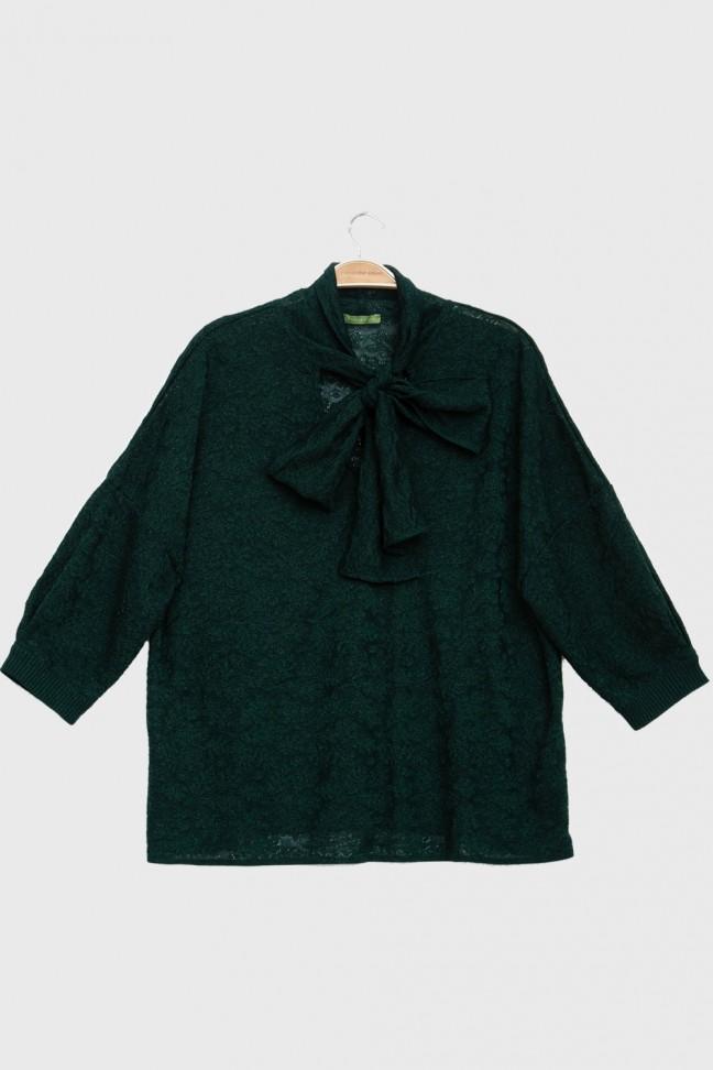 Sweater GLAZE Petrol