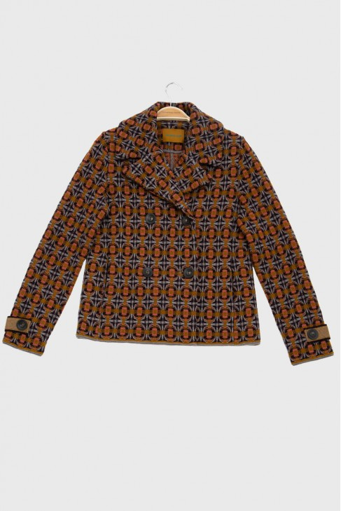 Refeer Jacket ERISKAY Ginger