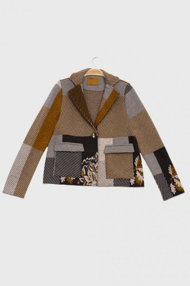 Jacket SHELTER Beige