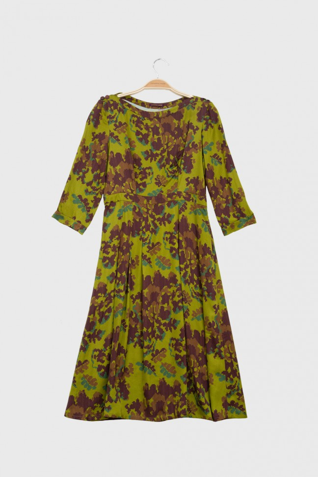 Dress ANIMA Lime