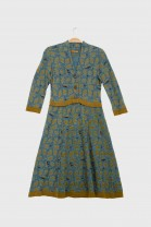 Dress WINNIPEG Blue