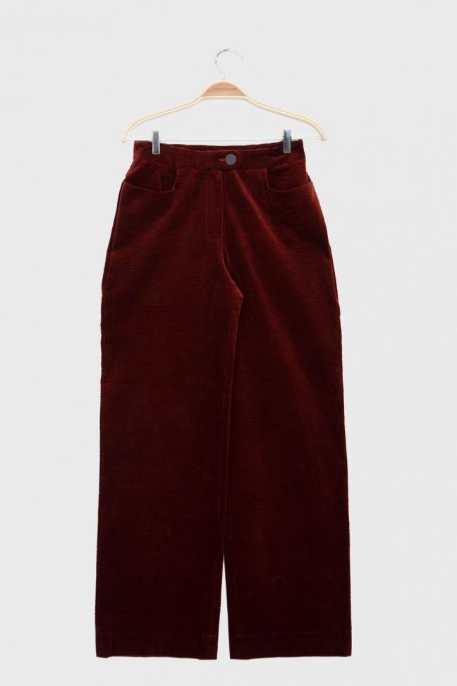 Pantalon Large TIM Roux