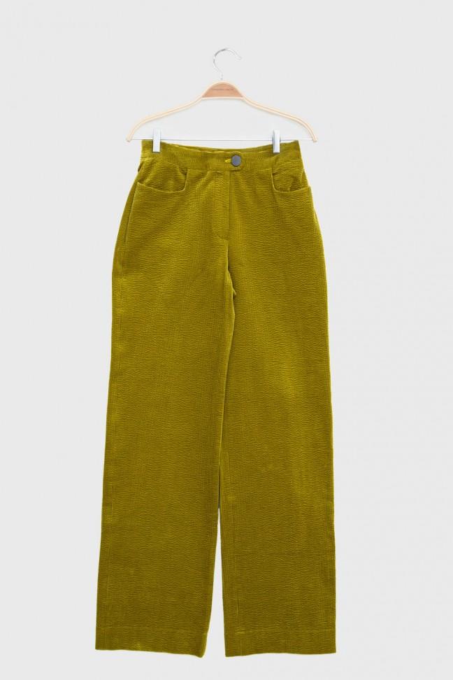 Pantalon Large TIM Anis