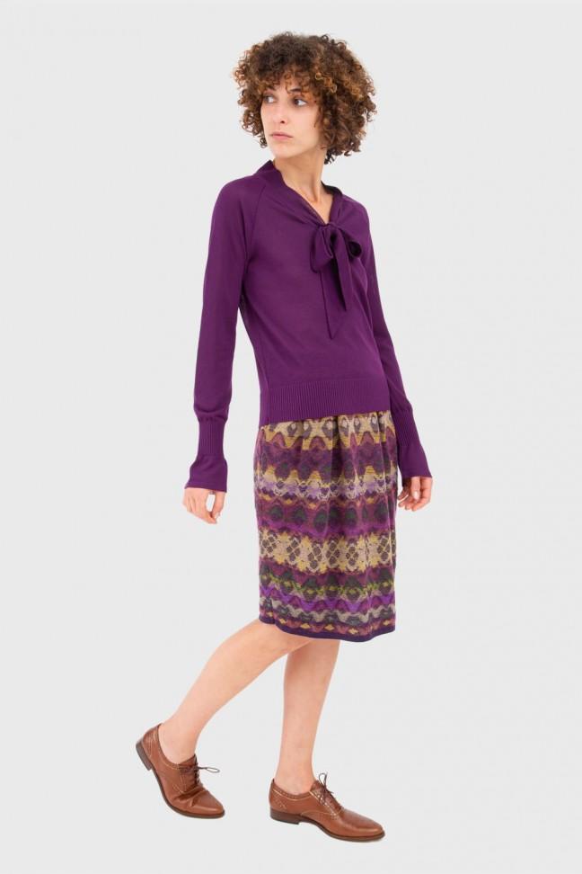 Sweater GLOSS Purple