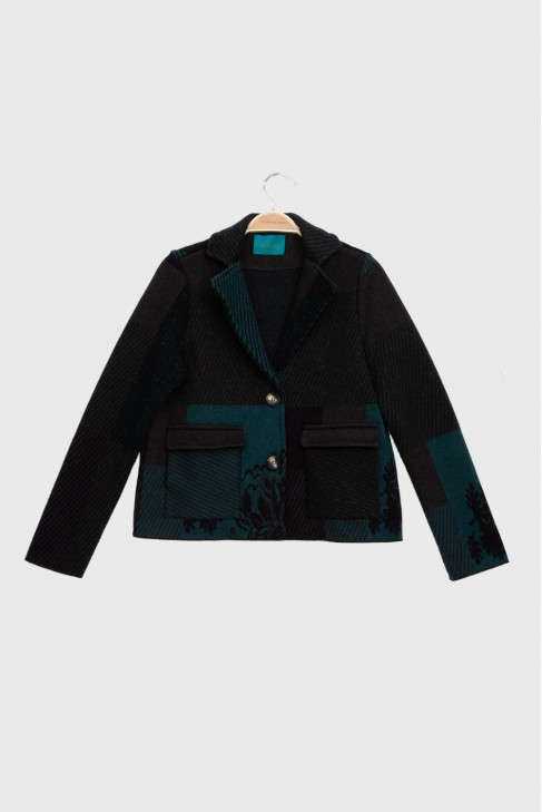 Jacket SHELTER Petrol