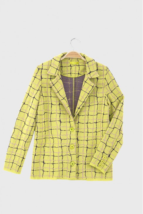 Jacket POOL Yellow