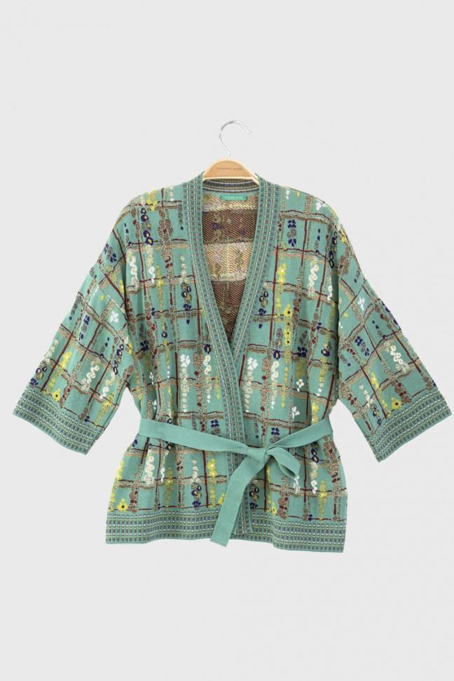 Kimono SOSPIR Aqua