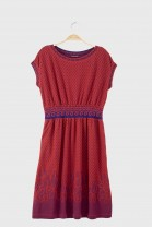 Dress HACIENDA Red