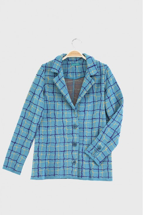 Jacket POOL Blue