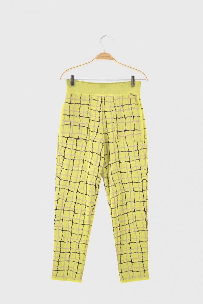 Pantalon POOL Jaune