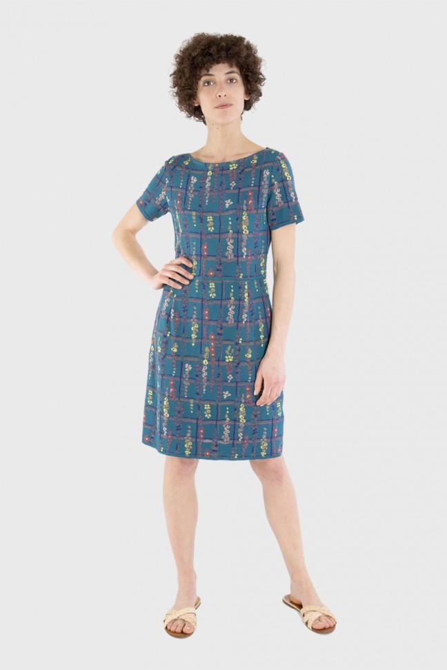 Dress SOSPIR Blue