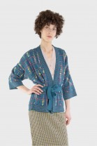 Kimono SOSPIR Bleu