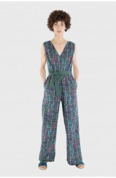 Jumpsuit PERGOLA Blue