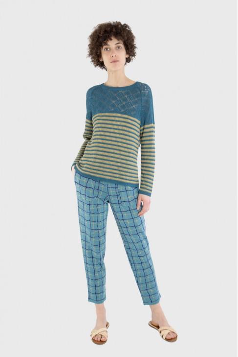 Sweater EDDIE Blue