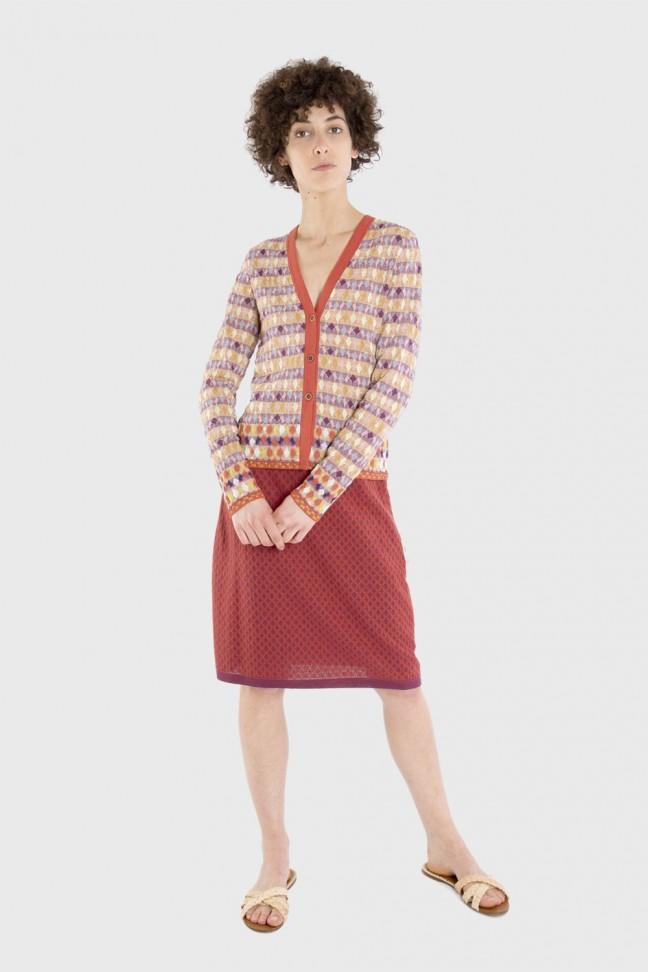 Skirt HACIENDA Red