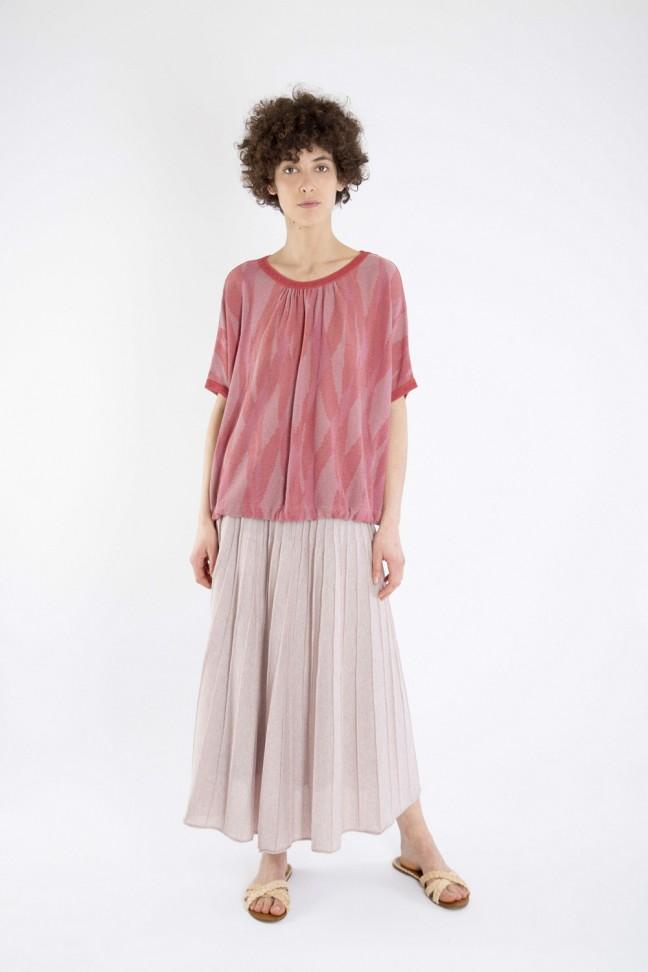 Tshirt LUCINDA Rose