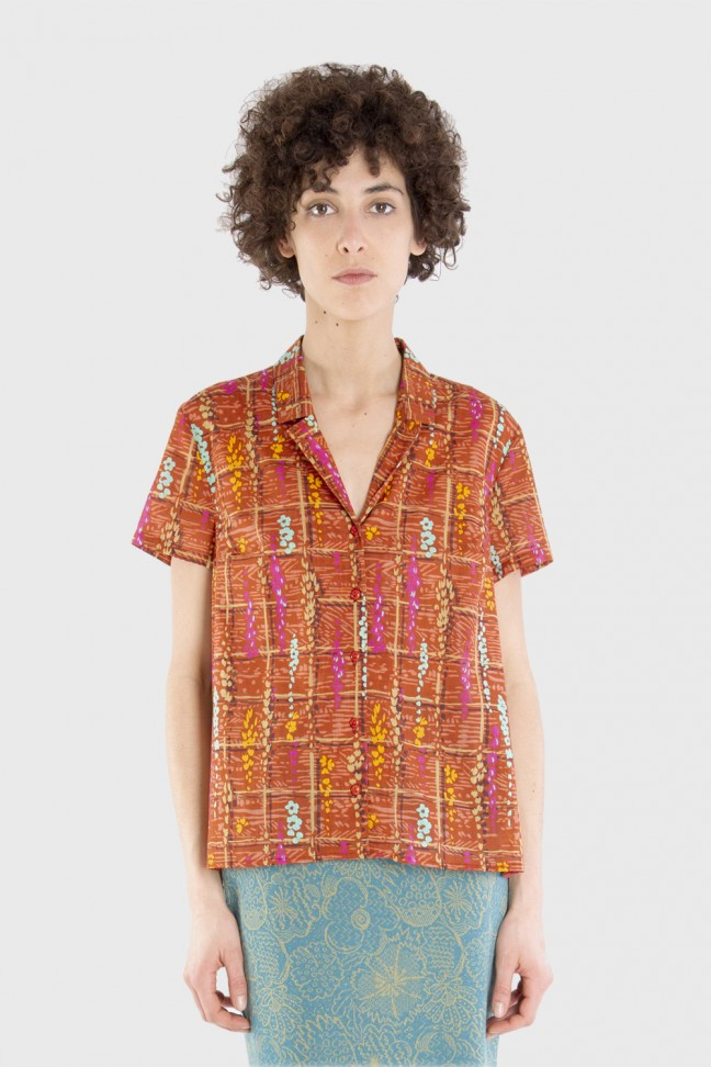 Shirt PERGOLA Red
