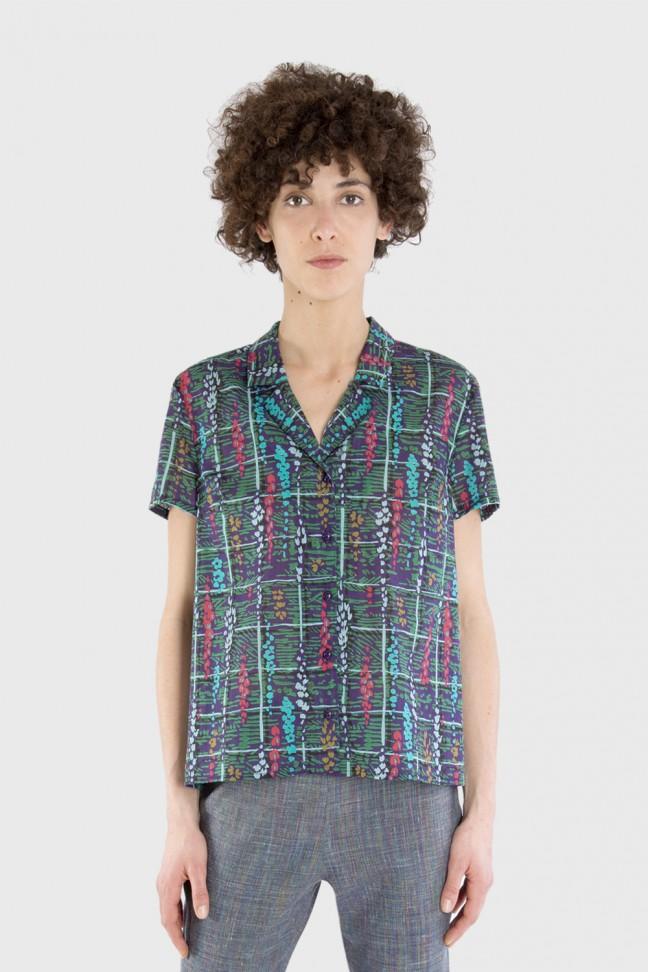 Shirt PERGOLA Blue