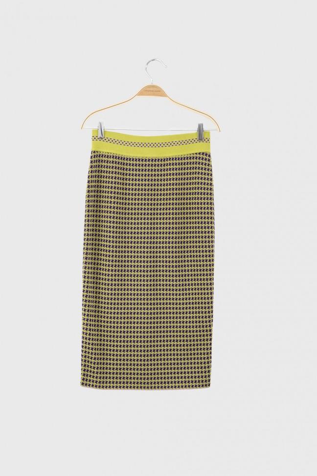 Skirt PLAYTIME Yellow