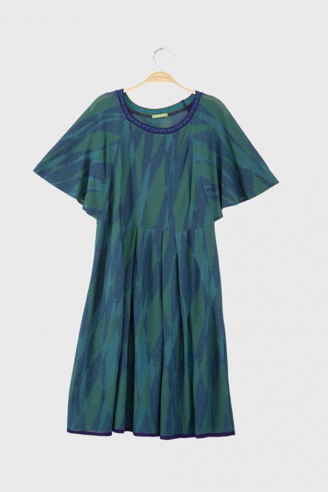Robe LUCINDA Bleu