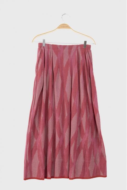 Long skirt LUCINDA Pink