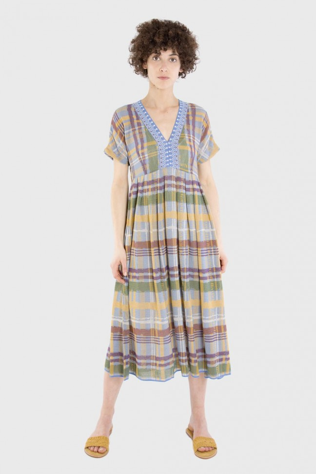 Dress KONTIKI Blue