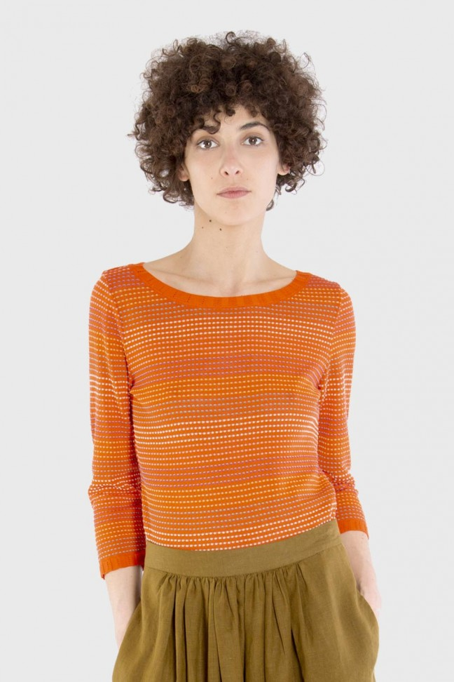 Sweater SPRAY Coral