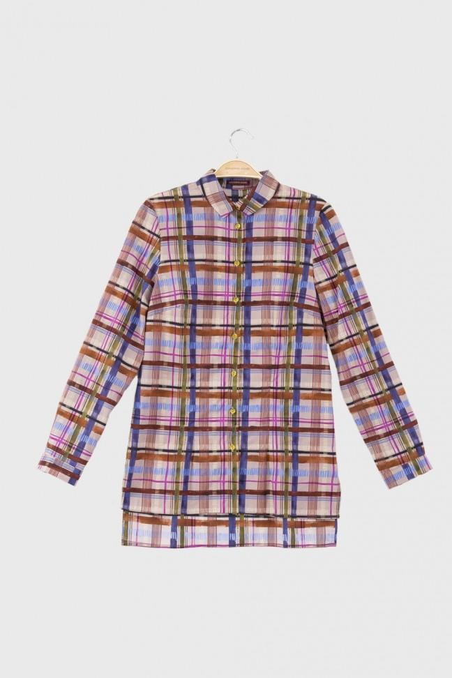Shirt M JAVA Dark