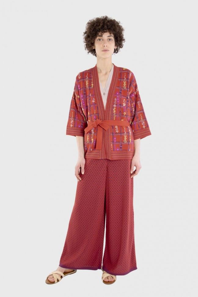 Kimono SOSPIR Rouge