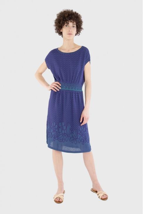 Dress HACIENDA Purple