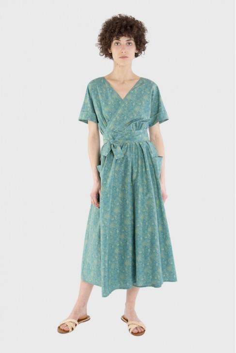 Dress PATIO Aqua
