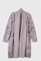 Open coat EPIC Beige