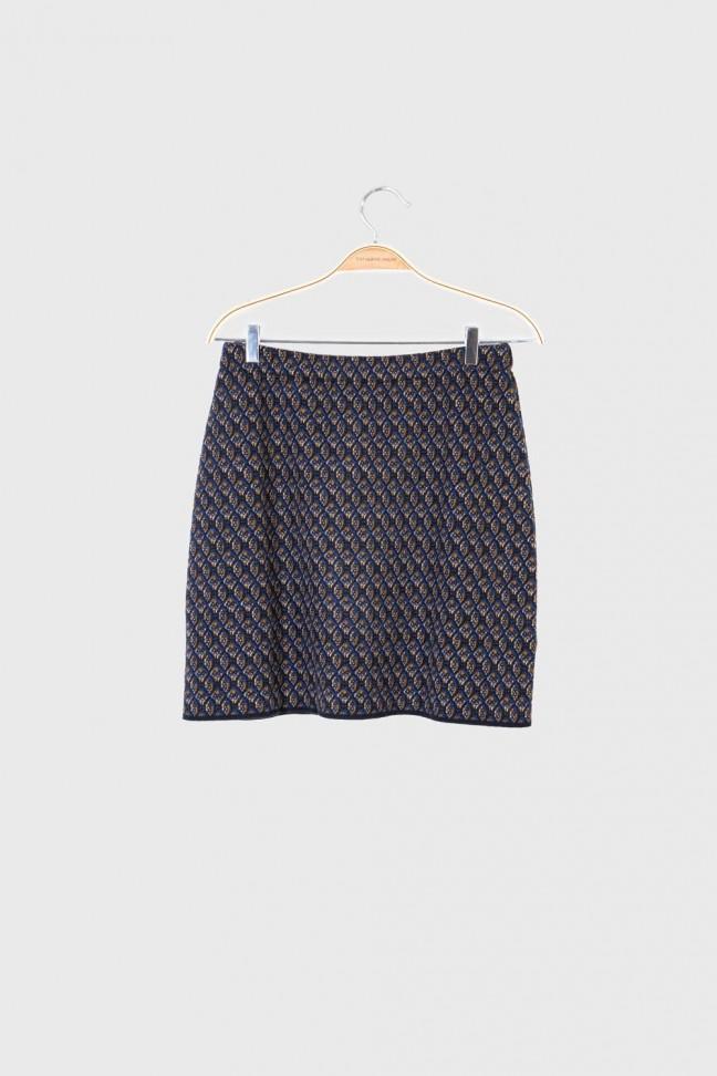 Skirt FICTION Black