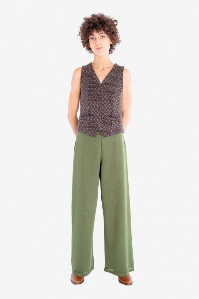 Large pants SHAM Green