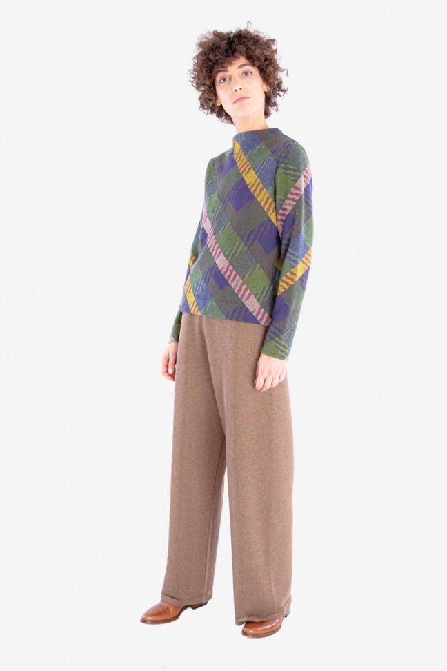 Large pants SHAM Beige