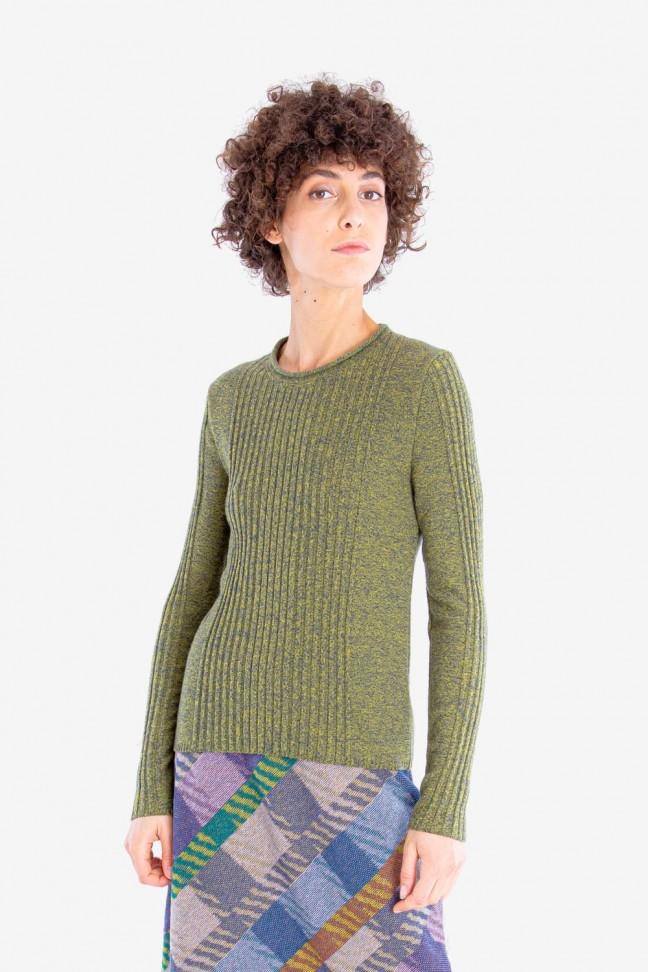 Sweater BLASON Green