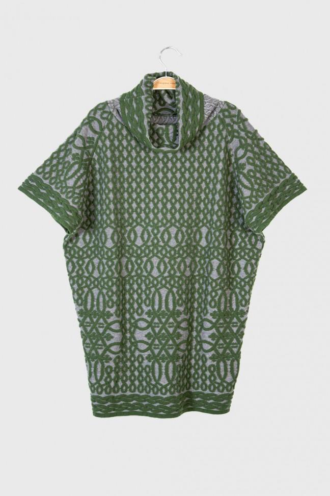 Dress FRESQUE Green