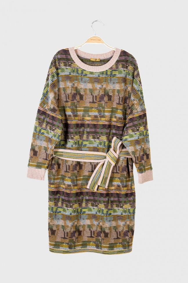 Dress GRANIT Beige
