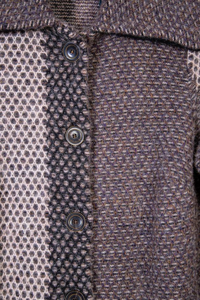Coat CRAFT Peat