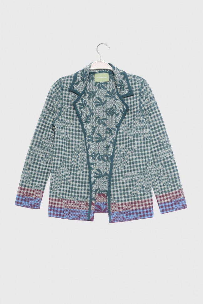 Jacket VALLREVERS Green
