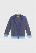 Jacket VALLREVERS Blue