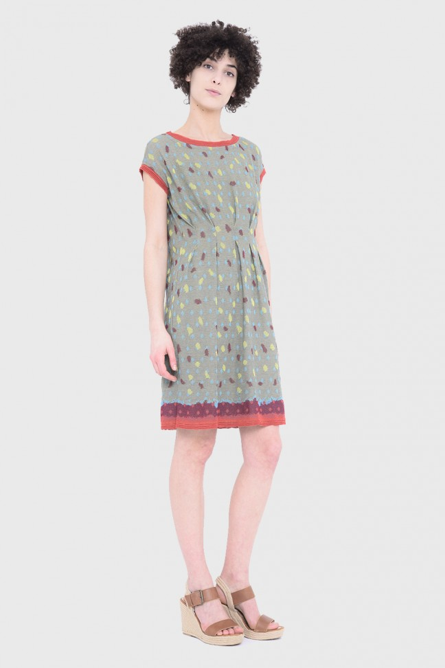 Dress STACCATO Turquoise