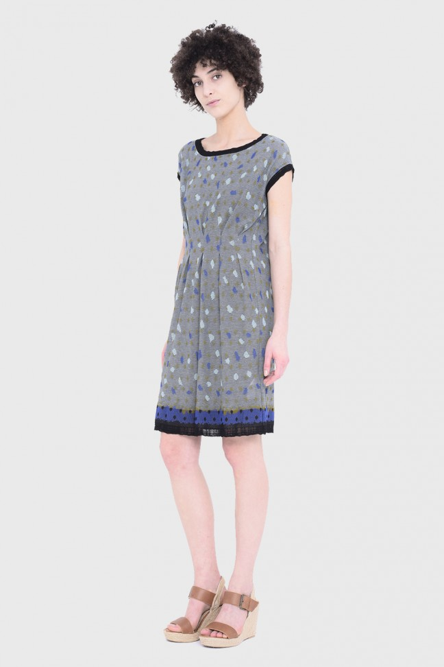 Dress STACCATO Blue