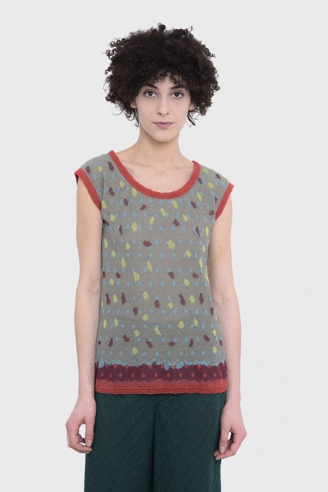 Tshirt STACCATO Turquoise